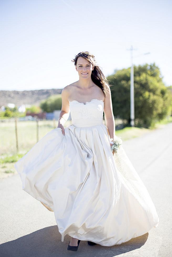 Organic Farm Style Karoo Wedding // christine Le Roux Photography