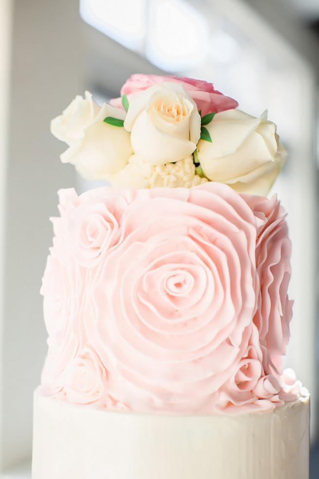 Pink Silver Wedding  24