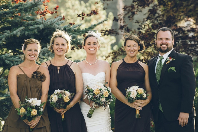 Rustic Nevada Wedding with succulents // Lauren Lindley Photography