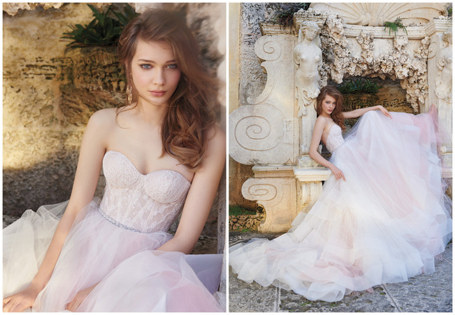 Tara Keely Wedding Dress Collection {Spring 2015}