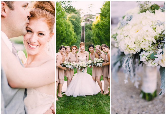Designer Alyssa Kristin's Elegant Milwaukee Wedding {Valo Photography}