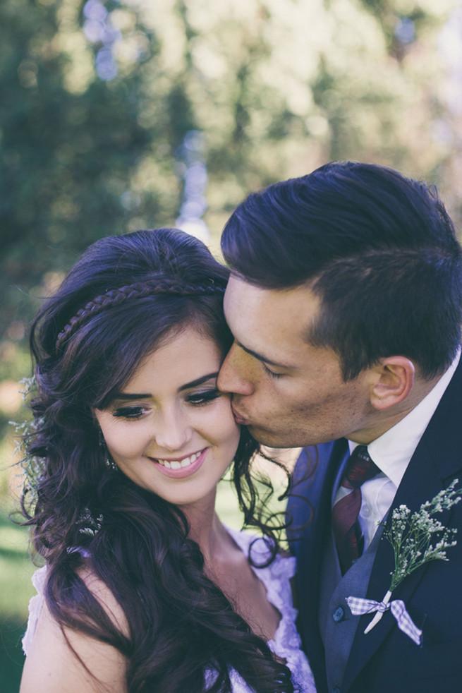 Grey White Farm WedRomantic couple wedding photography. Grey White Farm Wedding, South Africa // Maryke Albertynding, South Africa // Maryke Albertyn