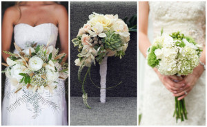 See the ten most ravishing rustic wedding bouquets for 2015 with flower names on Confetti Daydreams wedding blog!