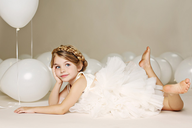 Darling Flower Girl Dresses {Fattie Pie}