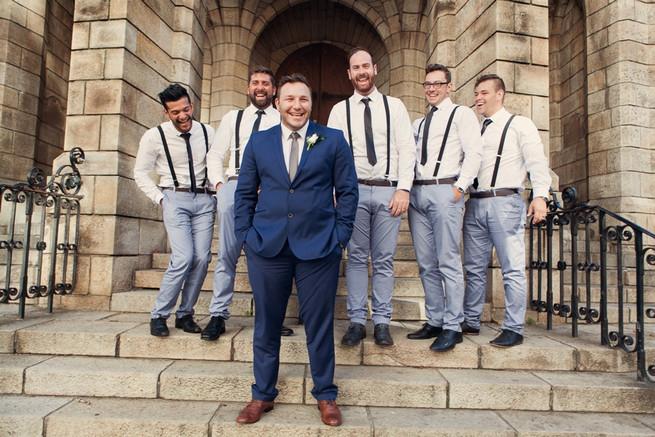 Chic, Romantic Cape Town City Wedding Photography