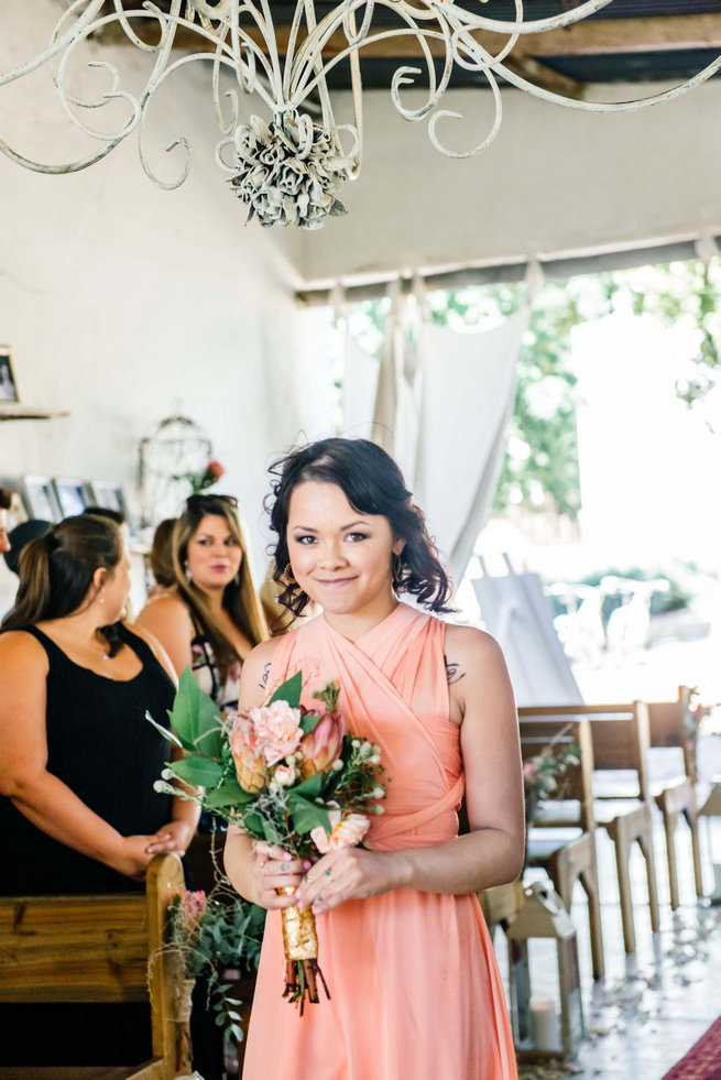 / Langkloof Roses Wedding, Cape Town - Claire Thomson Photography