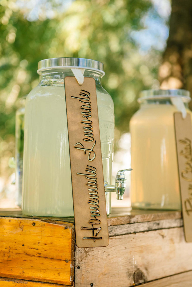 Homemade Lemonade // Langkloof Roses Wedding, Cape Town - Claire Thomson Photography