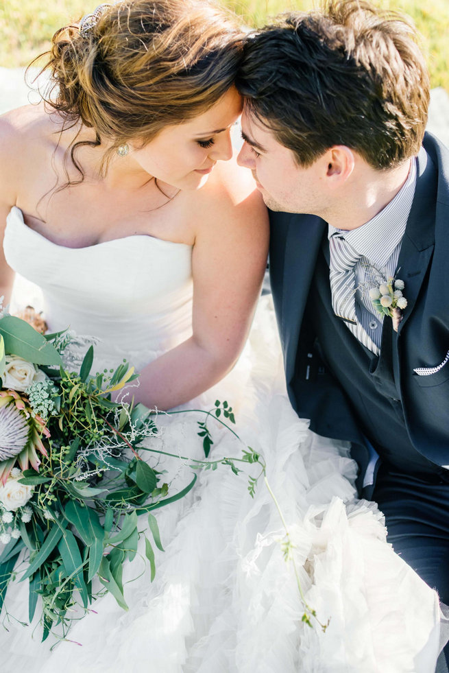 Romantic Langkloof Roses Wedding, Cape Town - Claire Thomson Photography