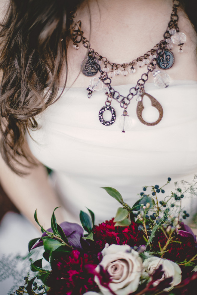 Handmade necklace  - RedboatPhotography.net