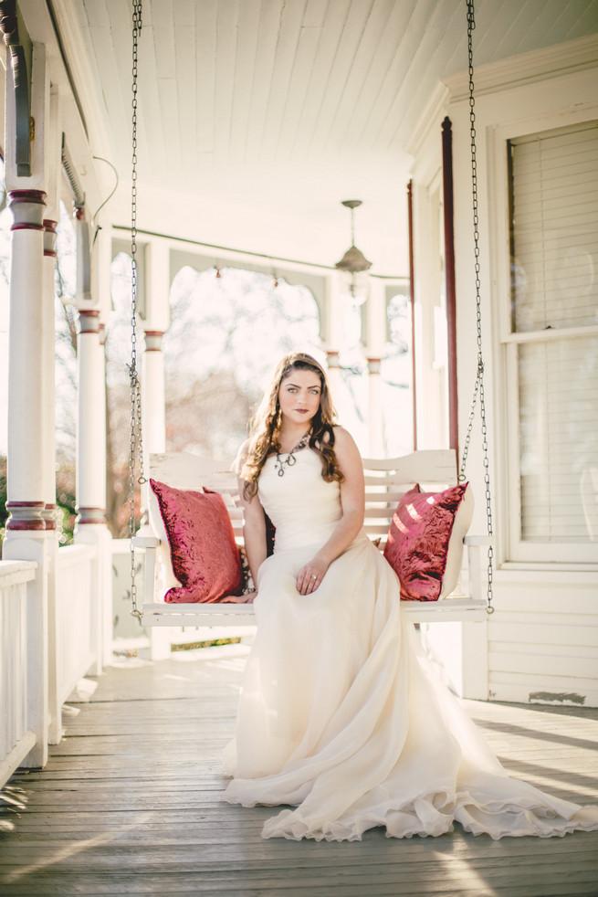 Marsala Wedding Ideas  - RedboatPhotography.net
