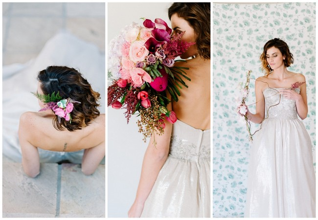 Merida-Inspired Bridal Session {Debbie Lourens Photography}
