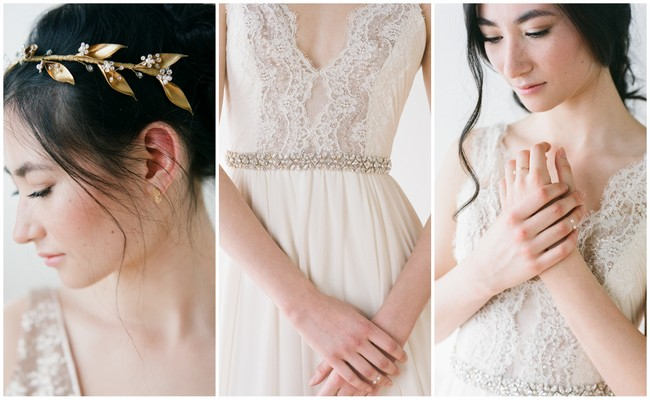 Introducing: Truvelle Accessory Collaboration {Blush Wedding Photography}