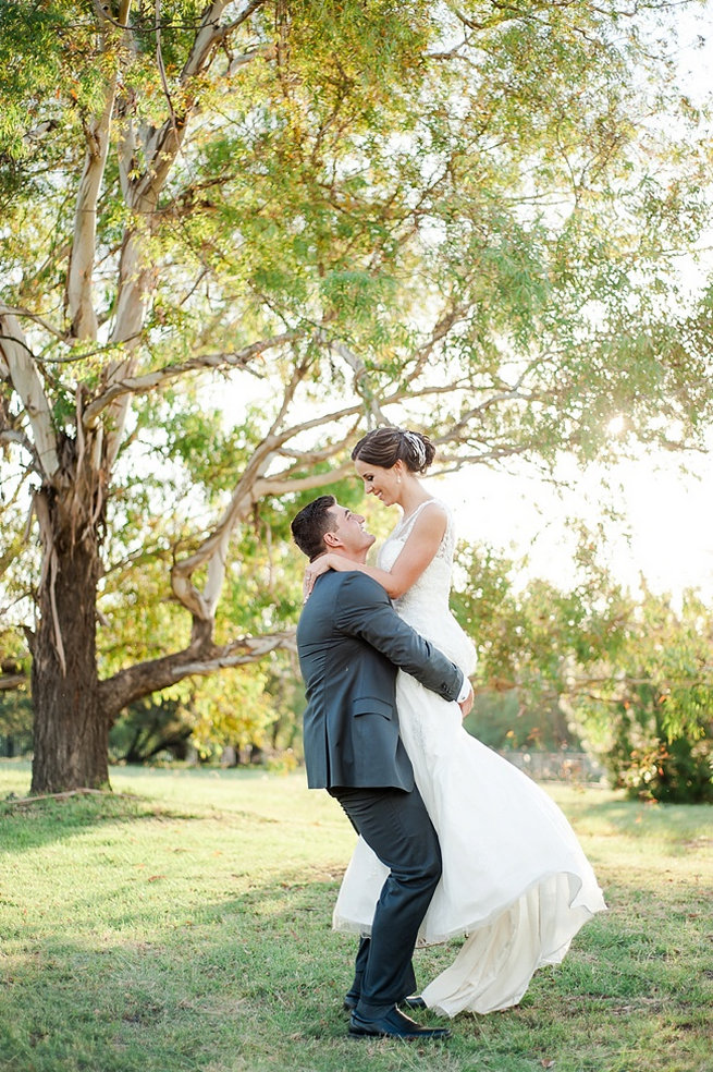 Couple photographs / Coral and Green South African Wedding // D'amor Photography