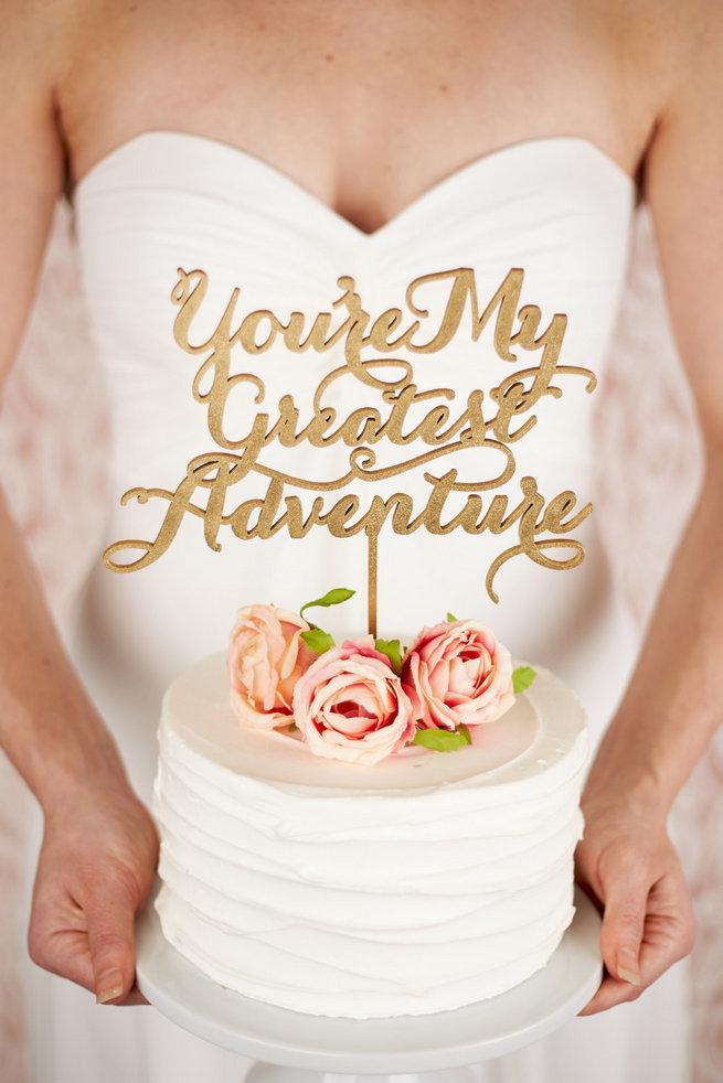Fun Wedding Cake Toppers 14