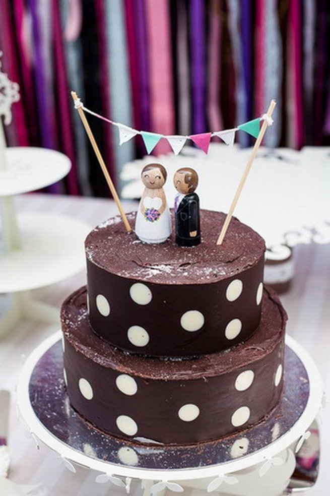 Fun Wedding Cake Toppers 19