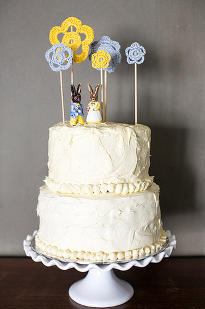 easy homemade wedding cake toppers 27 of the cutest wedding cake toppers you ll see 13822
