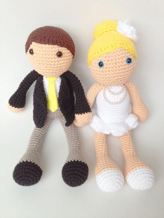 Fun Wedding Cake Toppers 9
