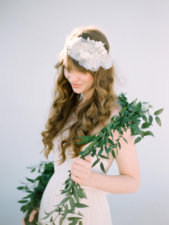 Romantic Vintage Bridal Headpieces (1)