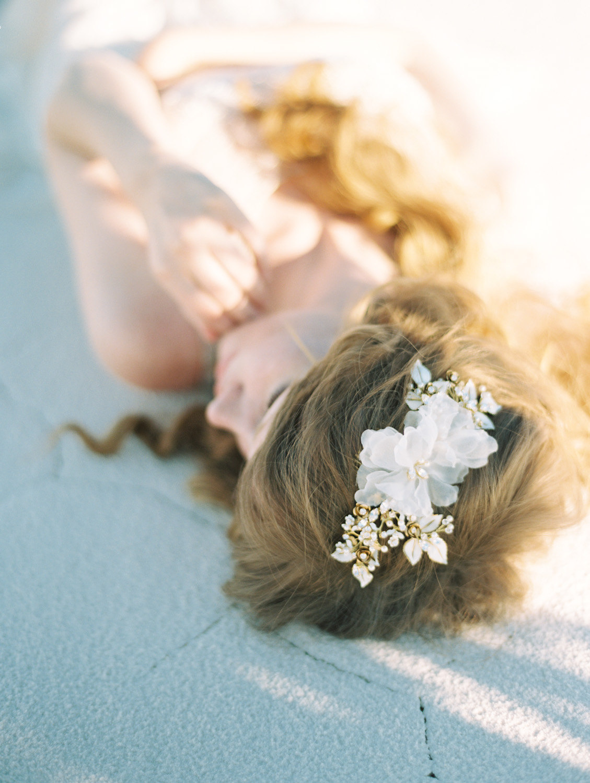 Romantic Vintage Bridal Headpieces (2)