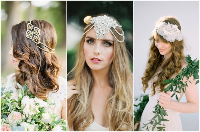 25 Most Romantic Vintage-Inspired Bridal Headpieces