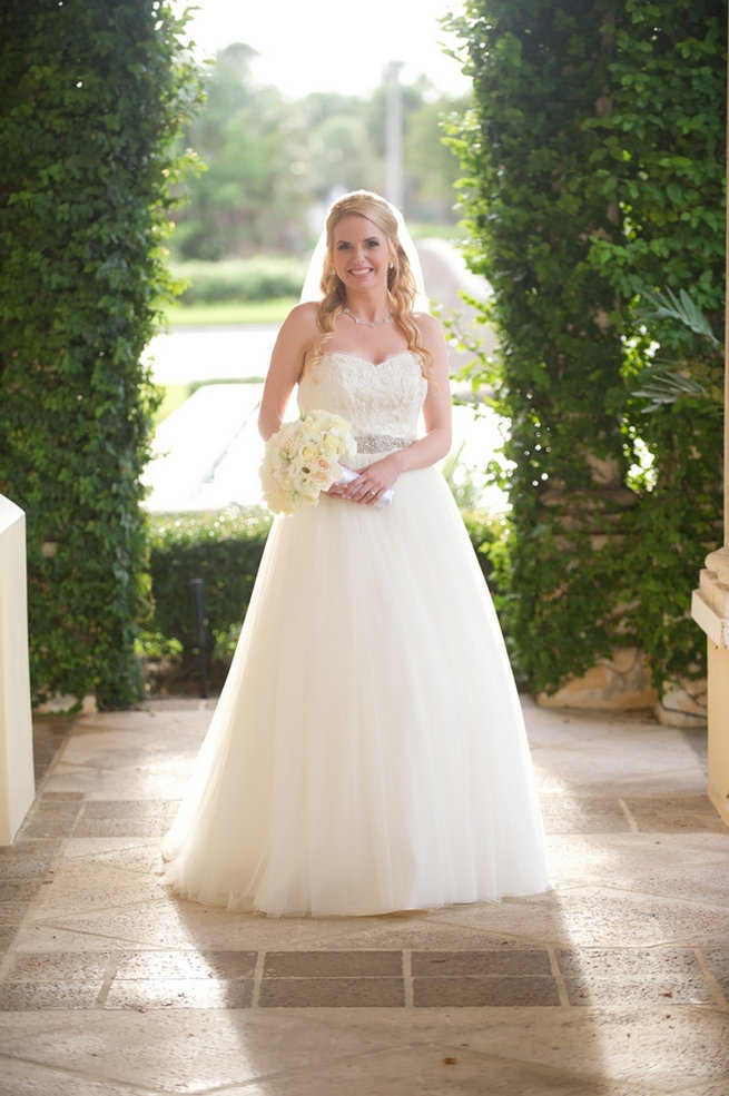 Rose Gold Glitter Wedding 1
