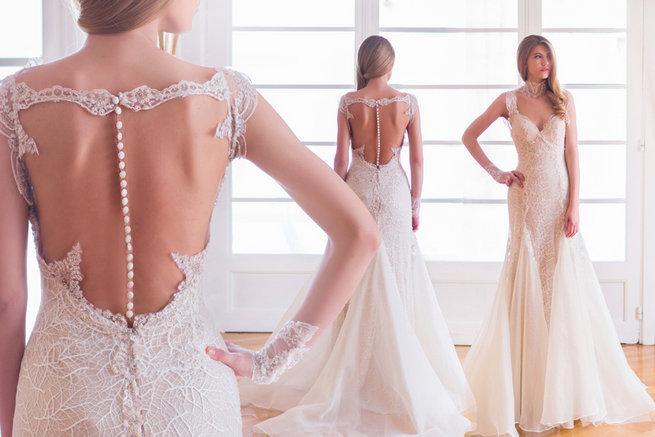 Victoria KyriaKides Wedding Dresses  12