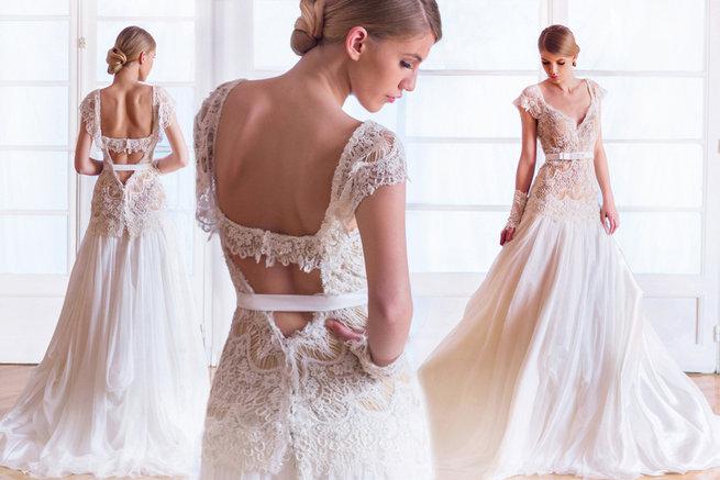 Victoria KyriaKides Wedding Dresses  14