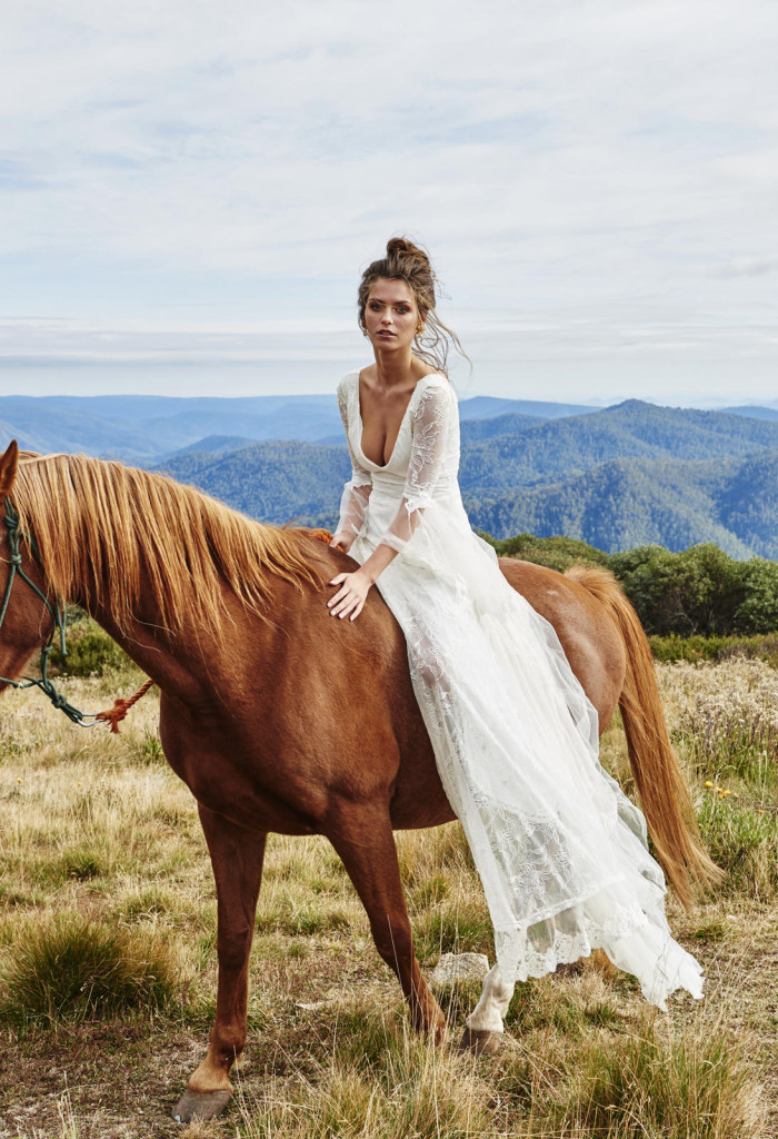 Country Wedding Dress (2)