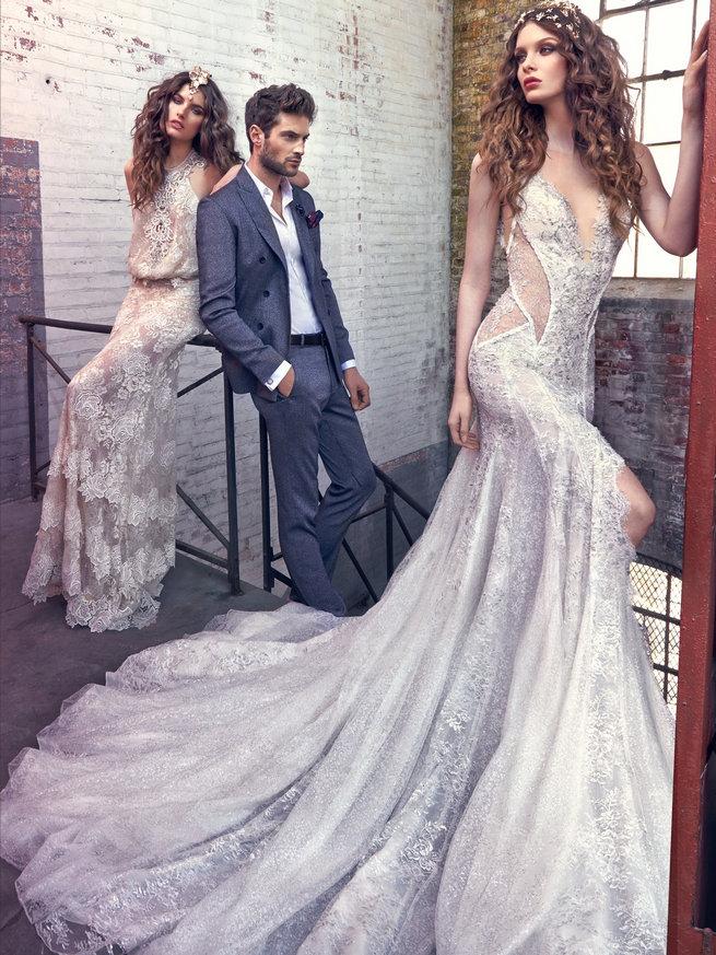 Fairy Tale Wedding Dresses by Galia Lahav: Les Rêves Bohémiens