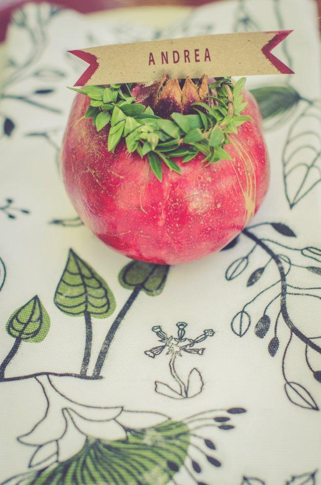 Garden Wedding Ideas in Marsala - Nadia Basson Photography