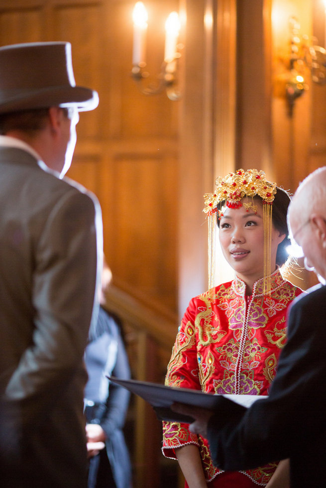 Multicultural Chinese Western Wedding 47