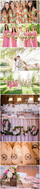 The Ultimate Spring Barn Wedding: https://www.confettidaydreams.com/romantic-spring-barn-wedding/