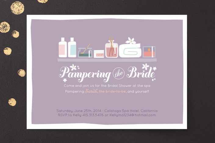 Bridal Shower Invitation Ideas (2)