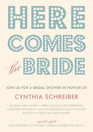 Bridal Shower Invitation Ideas (9)