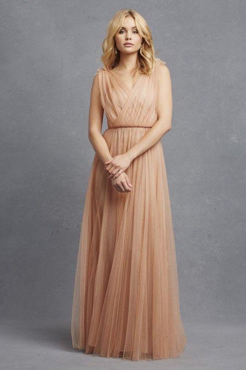 Chic Romantic Bridesmaid Dresses (1)