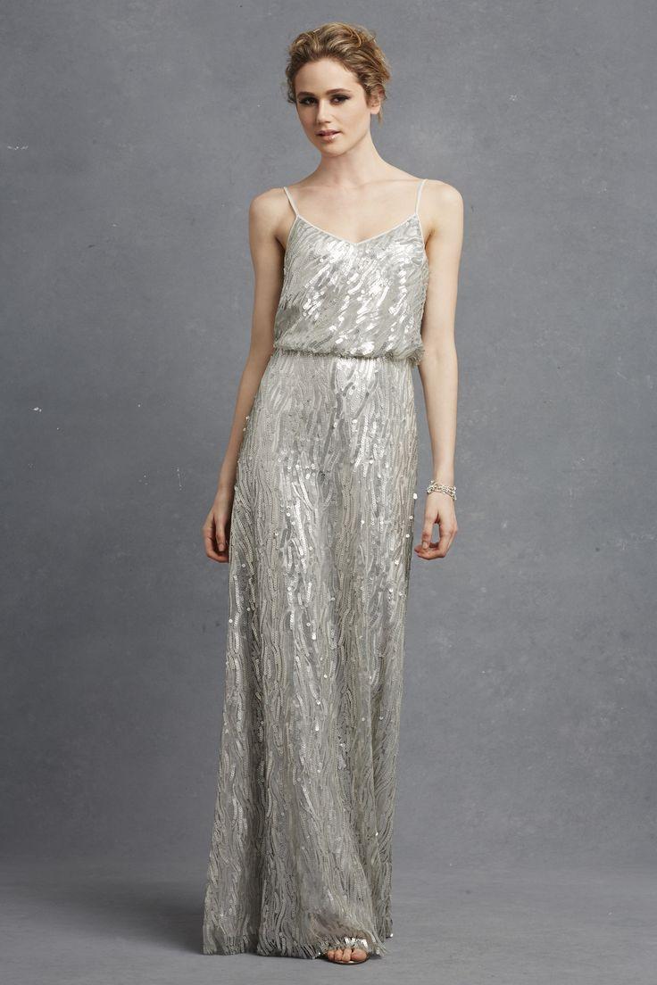 Chic Romantic Bridesmaid Dresses (13)