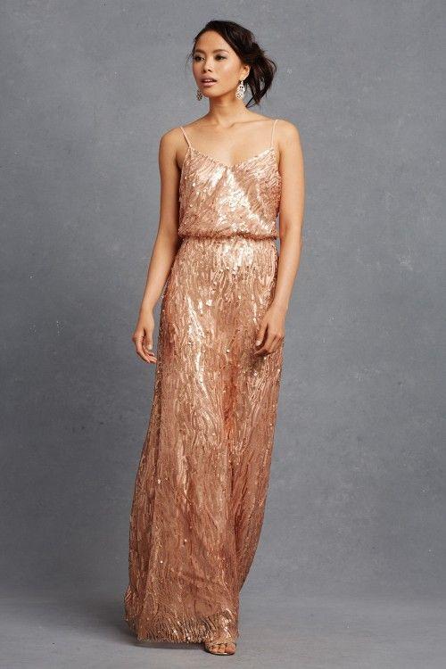 Chic Romantic Bridesmaid Dresses (20)