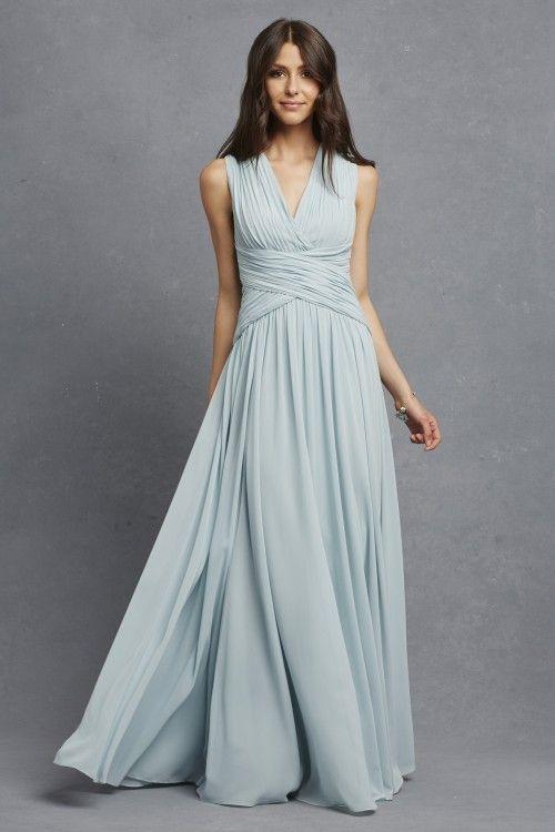 Chic Romantic Bridesmaid Dresses (22)