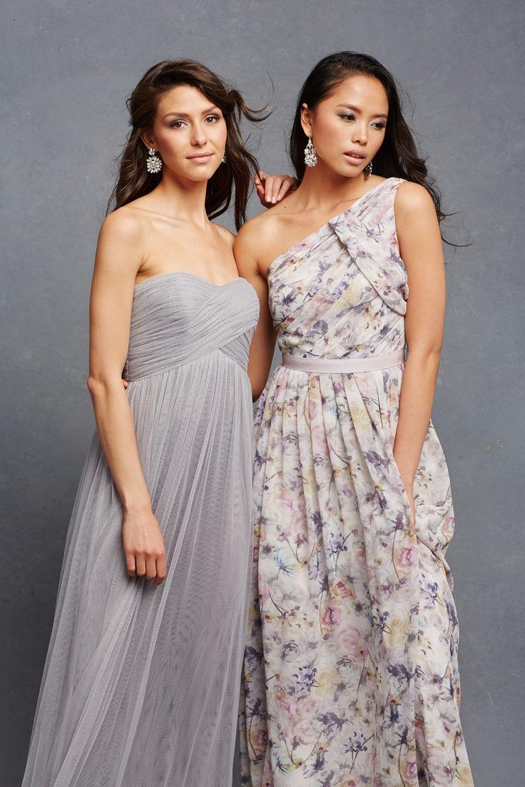 Chic Romantic Bridesmaid Dresses (24)