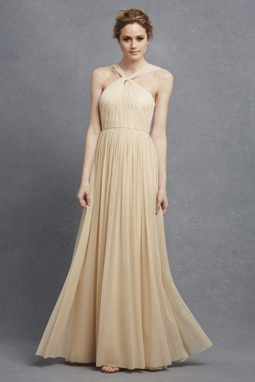 Chic Romantic Bridesmaid Dresses (31)