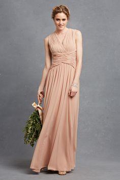 Chic Romantic Bridesmaid Dresses (7)