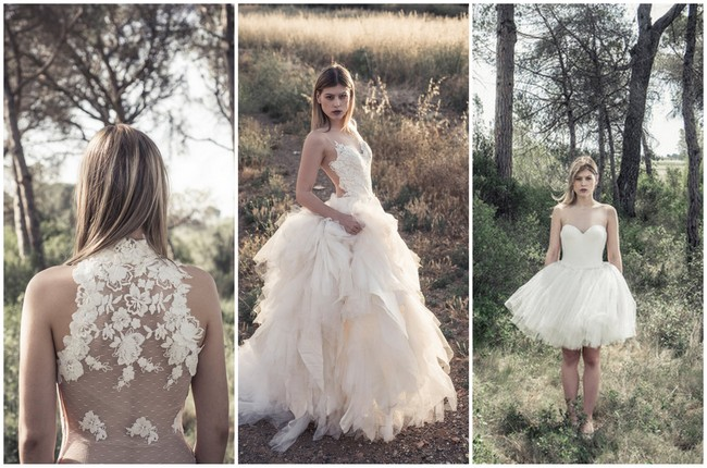Ramón Herrerías 2016 'Ellas' Wedding Dress Collection