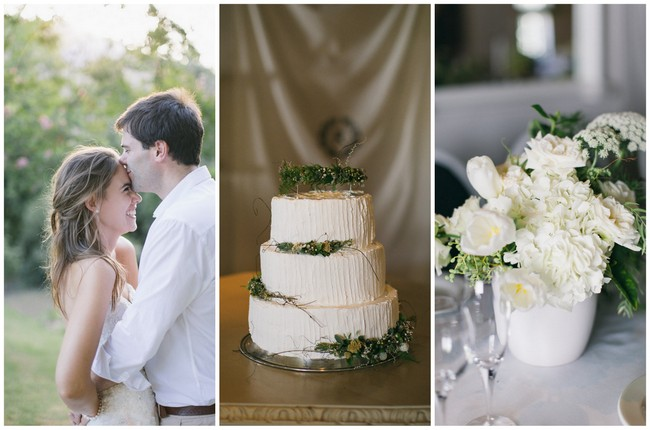 Relaxed Backyard Mountain Wedding in Tulbagh {Jenni Elizabeth Photography}