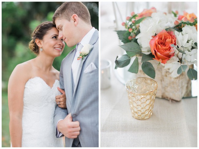 Vintage Spring Florida Wedding {Jessica Bordner Photography}