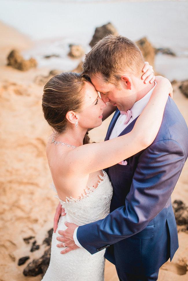 Destination Beach Wedding // Bella Eva Photography