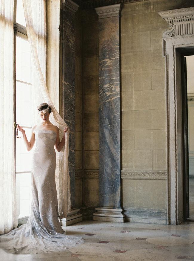 Sareh Nouri Lace Wedding Dress (11)