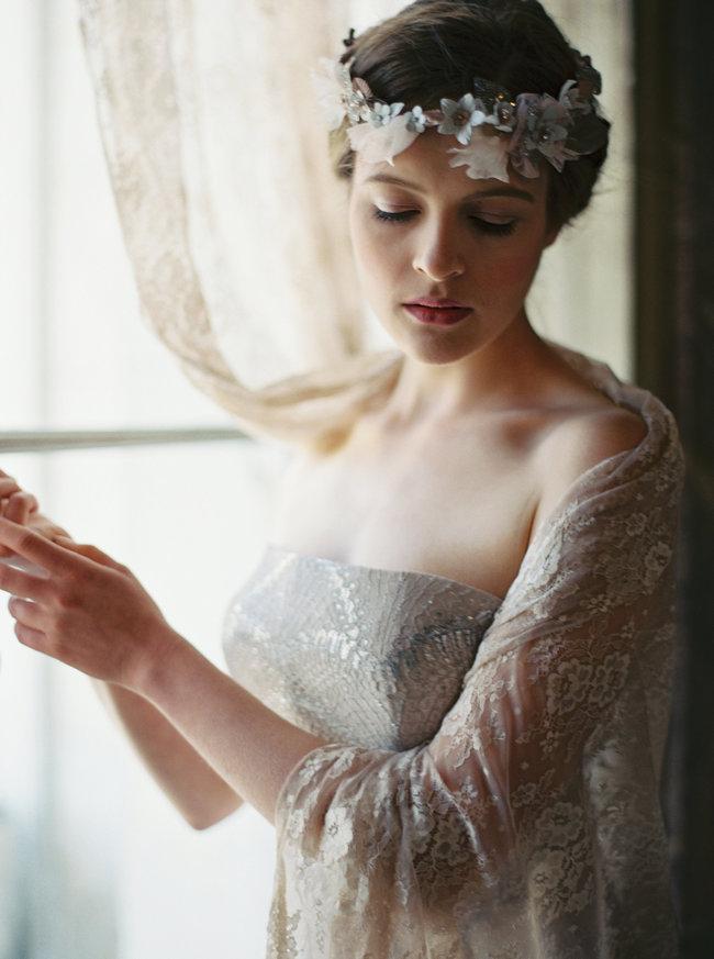 Sareh Nouri Lace Wedding Dress (13)