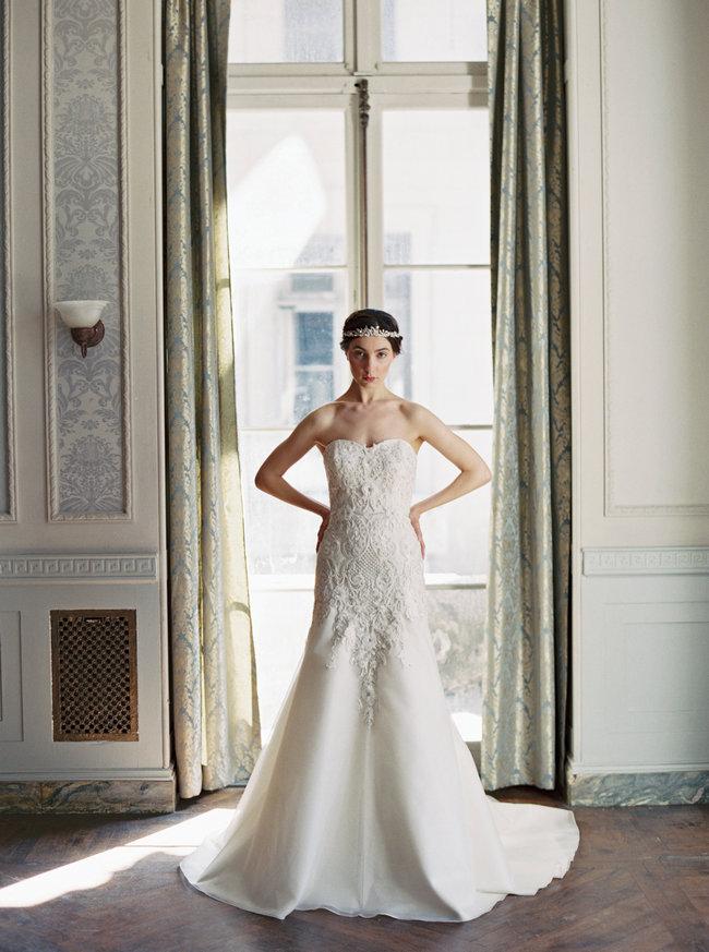 Sareh Nouri Lace Wedding Dress (21)