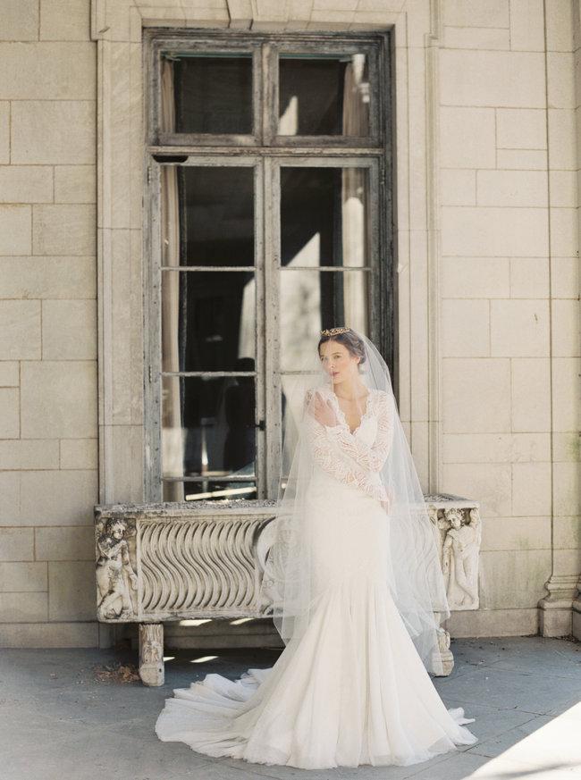 Sareh Nouri Lace Wedding Dress (33)