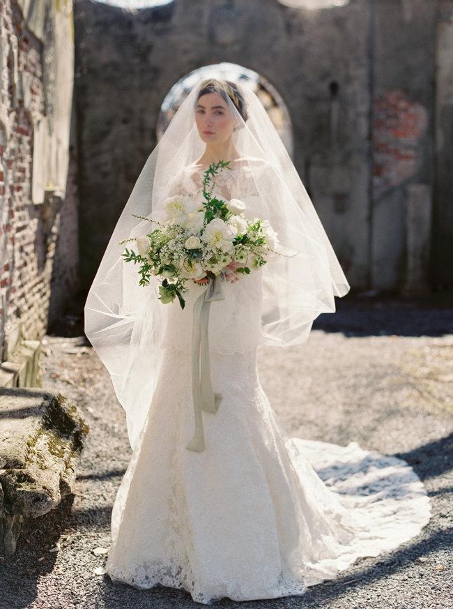 Sareh Nouri Lace Wedding Dress (9)